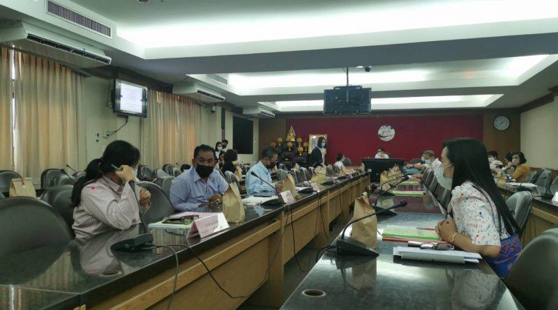 ประชุมคณะอนุกรรมการส่งเสริมและพัฒนาคุณภาพชีวิตคนพิการ ประจำจังหวัดสุพรรณบุรี